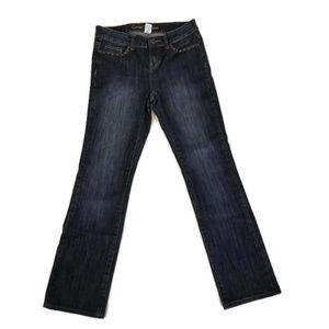 Cache Premium Straight Leg Women's Jeans Size 6.